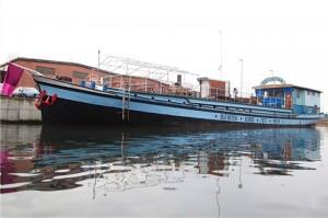 Nöjesbåten Blå Båten.